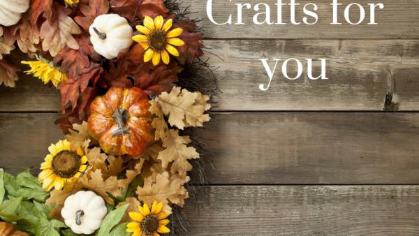 4 Pumpkin Crafts